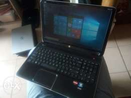 Hp pavilion Dv6 core i5 500/6gb with dual graphics