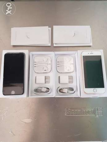 Like New IPhone 6s 64GB - Gold and Gray Jabi - image 4