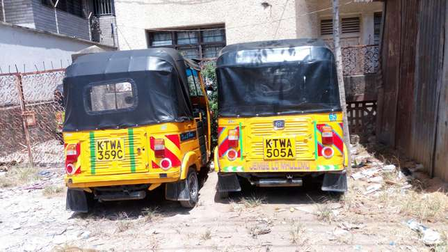 Offer! Offer! TWO tuktuks at the price of 1 Mombasa Island - image 1