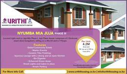 Own your home in gated community.Own the Lifestyle in JUJA Today.