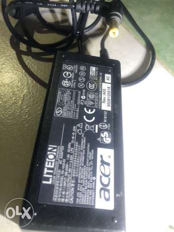Original ACER adapter - Model PA-1650-02