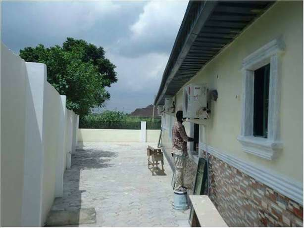 5Bedroom bungalow for sale with 35kva generator ( C of O) Ifo - image 5