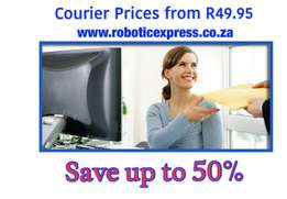 Courier Prices from R49.95