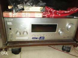 Sony 7.2 channel amp