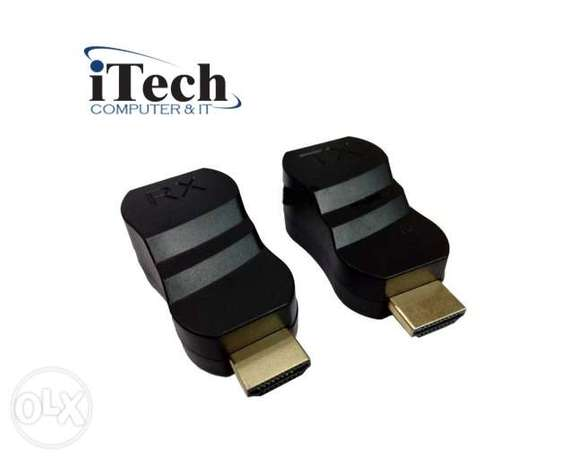HDMI Extender by Cat-6/6E Cable 30M 4kx2k