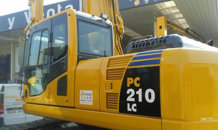 Komatsu Pc 210 Lc - 2012
