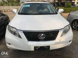 Lexus RX350 model:2011 fully loaded