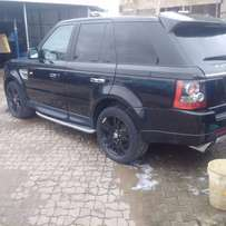 Registered 2007 Range Rover Sports