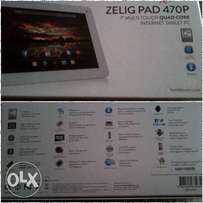 Exagerate Zelig Pad 470P.