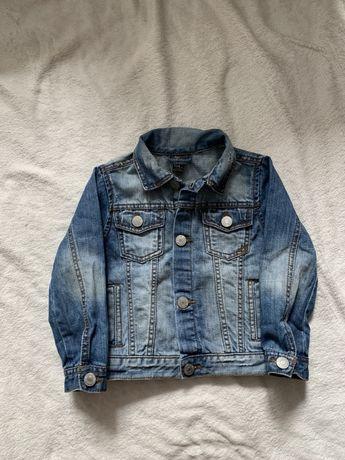 Kurtka jeansowa Zara Kids , rozmiar 3 4 lata , 104 cm