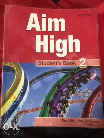 Aim High student's book 2