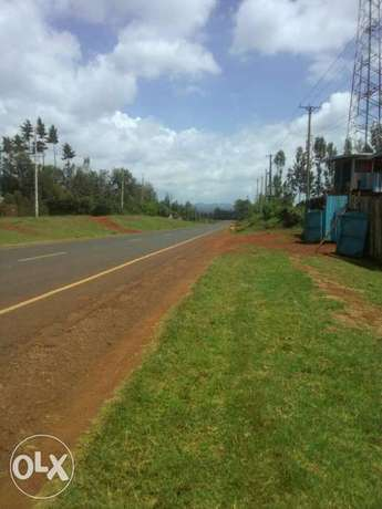 2 Acres of Land Touching on Nyeri - Karatina Highway For Sale Gatitu - image 3