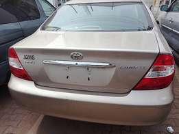 Toyota Camry(2003)firstbody