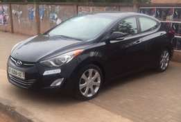 Hyundai Elantra 2012 model registered 2015 limited