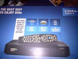 Brand new dstv enplore 2