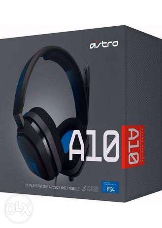 Gaming Headset - Astro A10