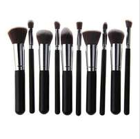 10pieces of Professional Makeup Brushes