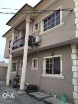5 Bedroom Duplex with 3 rooms Bq at omole