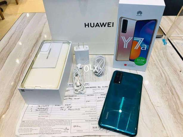 Huawei y7a mobile