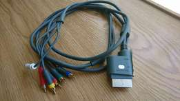 XBOX360 A/V Cable