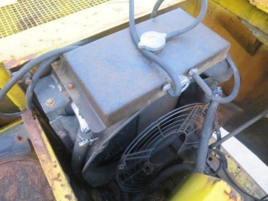 788P (RADIADOR) engine cooling radiator for excavator
