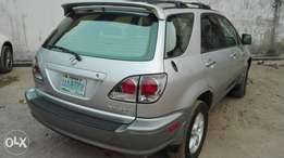2001 Lexus RX300 Christmas give away