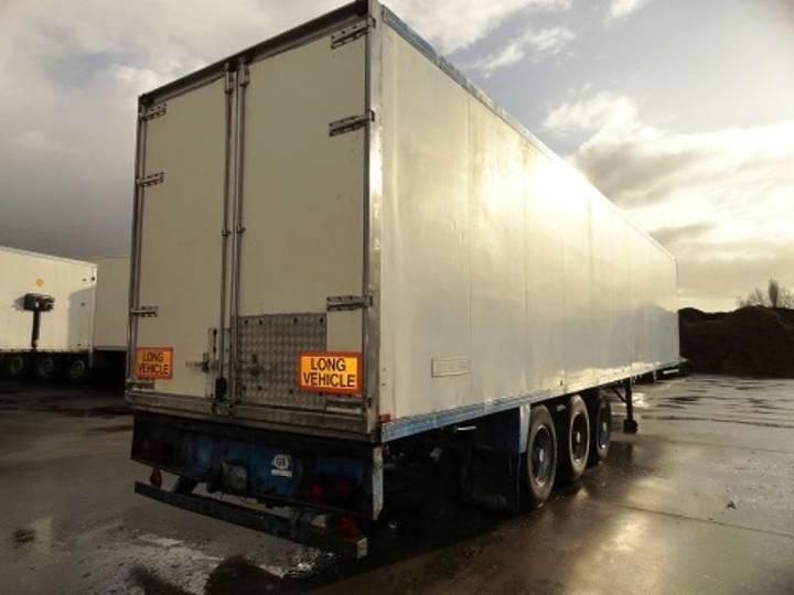 Schmitz Cargobull Box / Fourgon - 1999