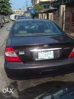 Very clean registered Toyota Camry aka big daddy
