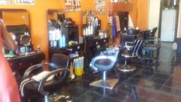 Hair Salon Business For Sale R60,000.00 Benoni CBD