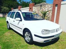 Call Haroon on 2004 Vw Golf 4 Estate 1.6