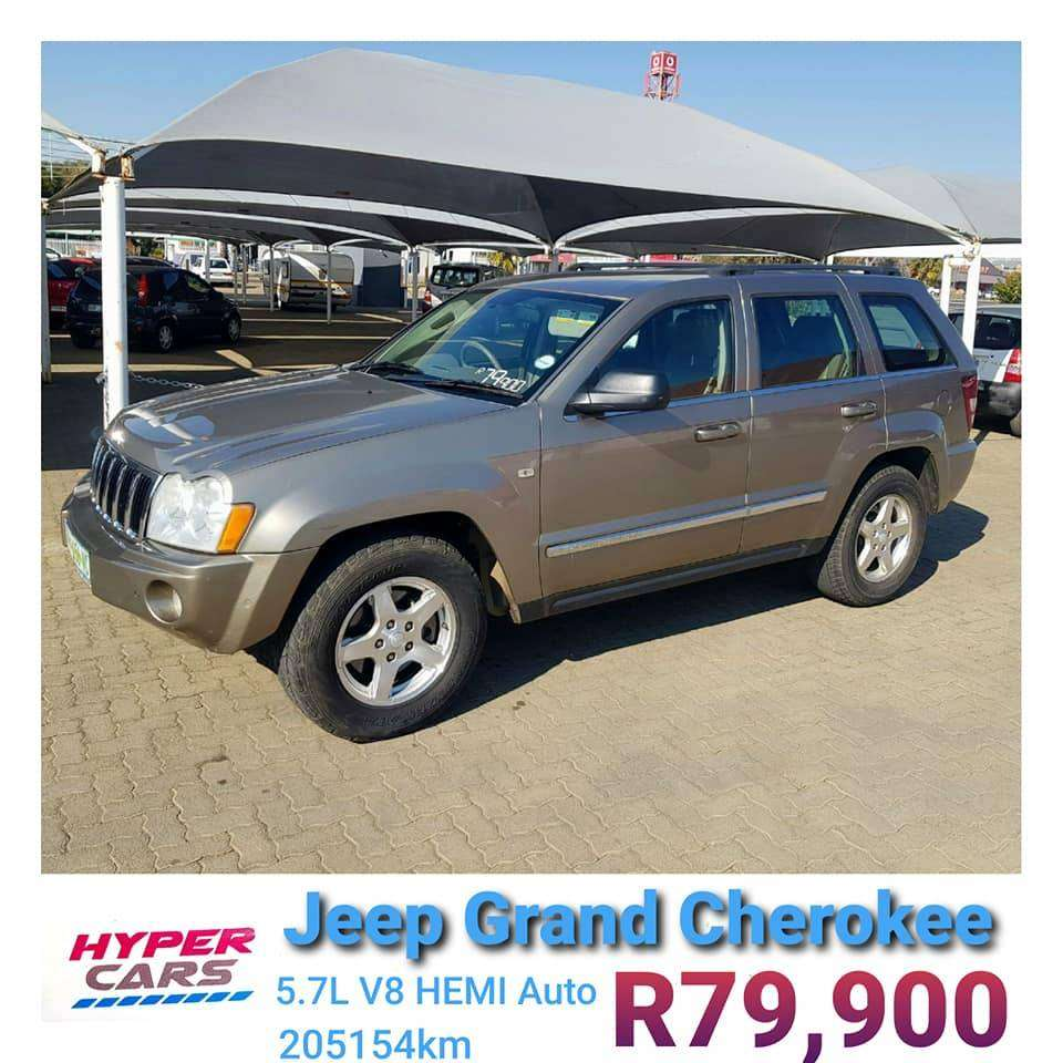 Grand Cherokee V8 Cars Bakkies For Sale Olx South Africa