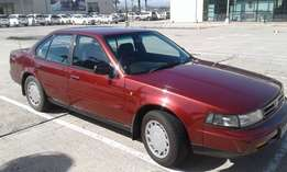 Nissan Maxima in a very good condition for sale