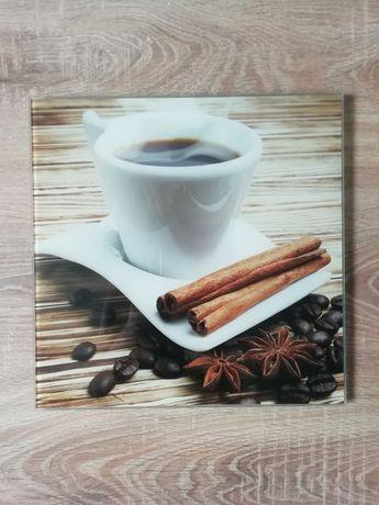 Obraz Szklany Obraz Do Kuchni Kawa Chechło Olxpl