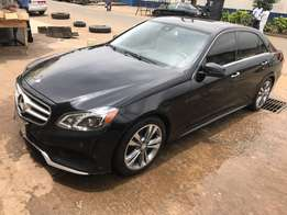 Super Clean Black 2015 Mercedes Benz E350 4MATIC