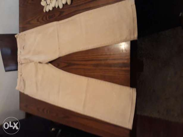 Men's trousers size 38 used