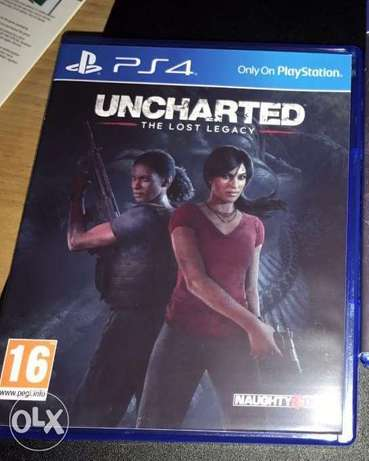 Uncharted 5 Lost Legacy (buy, finish & sell or keep + delivery) Nairobi CBD - image 2