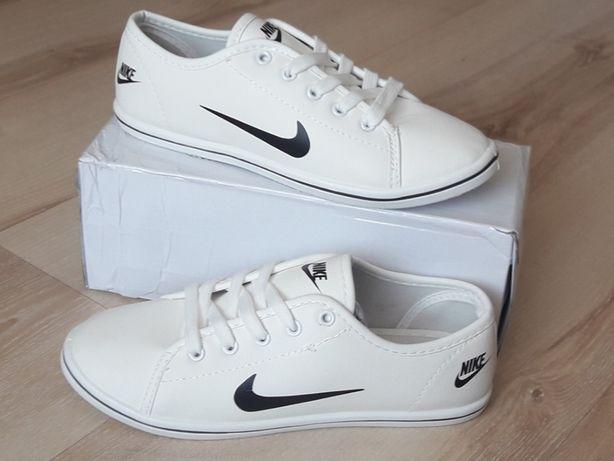 Nike Białe Damskie OLX.pl