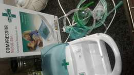Nebuliser for baby or yourself