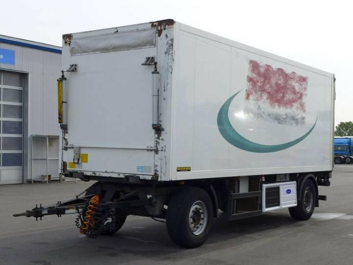 Rohr RAK/18 IV*Carrier Supra 850*LBW*MB-Achse* - 2011