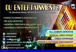 we are mobile still and motion photographers