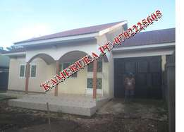 Remodeled 2 bedroom stand alone in Namugongo at 700k