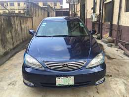 XLE 2005 Toyota Camry Used