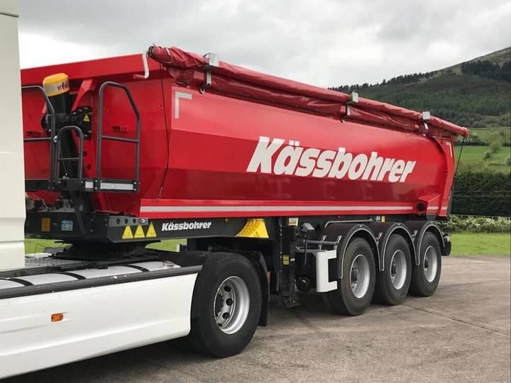 Kaessbohrer Tipping Trailer