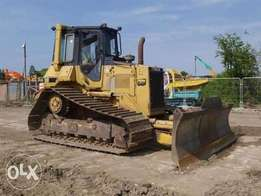 1996 Bulldozer D6H 6 Way blade tilt