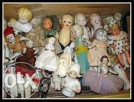 Antique dolls wanted Cash Paid