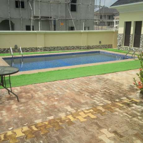 brand new 4bedroom duplex with swimming pool Kaura - image 3