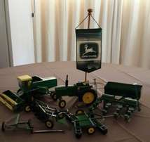 John Deere collecters toys
