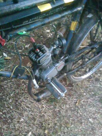 Engine black mamba bicycle Dagoretti - image 2
