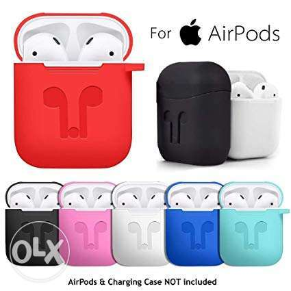 New Airpods Cover simple colors and design