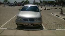 Extremely Clean Nissan Bluebird Sylphy